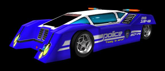 The Unofficial Rush 2049 Tech Cop